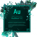 نرم افزار Adobe Audition CC
