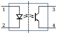ساختار اپتوکوپلر